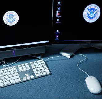 Cyber Crimes Center At ICE Office In Fairfax