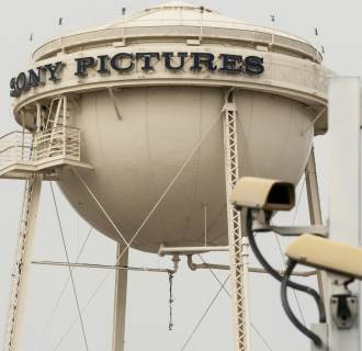 Image: Sony Water tower