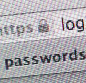 Log In On A Secure Website