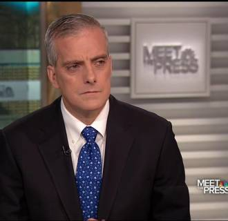 White House Chief of Staff Denis McDonough on Meet the Press