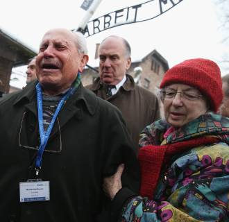 Image: Auschwitz Prepares For The 70th Anniversary Of The Liberation Of The Camp