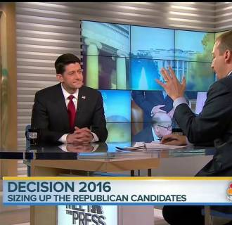 Paul Ryan On Meet the Press  020115