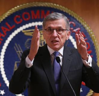 Image: FILE: FCC Proposes 'Net Neutrality' Rules