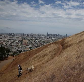 IMAGE: San Francisco drought