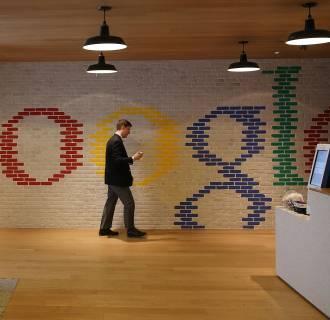 Image: Google Headquarters in Washington DC