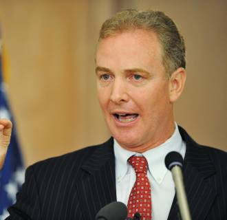 Image: Representative Christopher Van Hollen (D