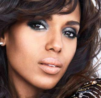 Image: Kerry Washington in Marie Claire