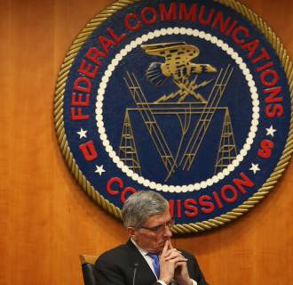 Image: Federal Communications Commission Chairman Tom Wheeler
