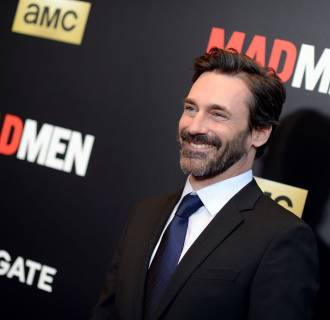 Image: FILE: Actor Jon Hamm Completed Treatment for Alcohol Abuse