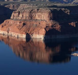 Image: Severe Drought Drains Colorado River Basin