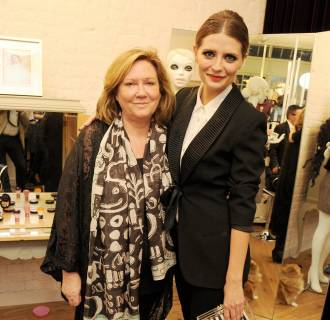 Image: Mischa Barton and mom Nuala