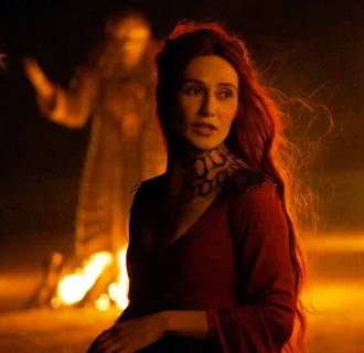 Image: Melisandre in 'Game of Thrones'