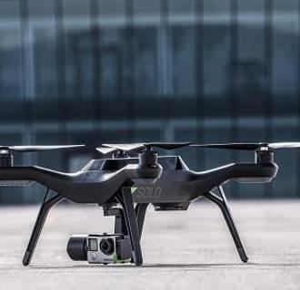 Image: 3D Robotics Solo drone
