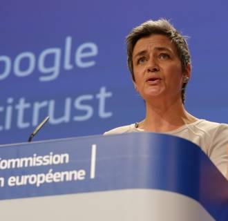 Image: Margrethe Vestager