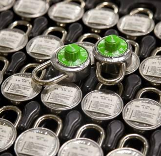Image: Master Lock Combination Padlocks