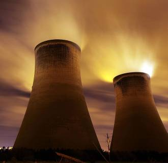Image: Coal-fired plant