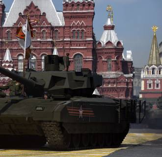 Image: RUSSIA-WWII-ANNIVERSARY-HISTORY-DEFENCE