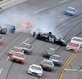 NASCAR Sprint Cup Series GEICO 500