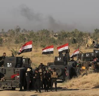 Image: Fallujah offensive
