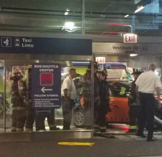 IMAGE: Chicago airport crash