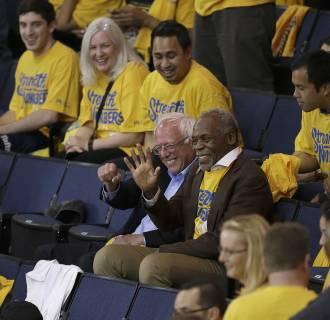 Bernie Sanders, Danny Glover
