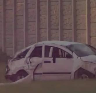IMAGE: Florida crash scene