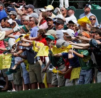 Image: Legendary Golfer Arnold Palmer Dies At 87