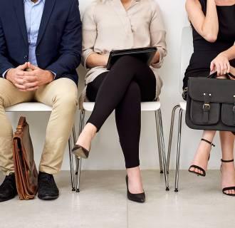 Image: Job interview