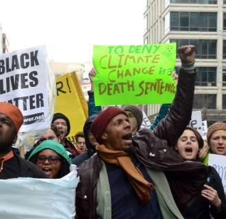 Image: Black Lives Matter Protest
