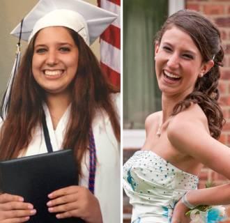 Image: Emily Stillman, left, and Kimberly Coffey