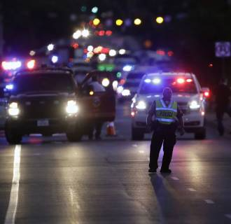 Image: Investigation of Fifth Explosion in Austin