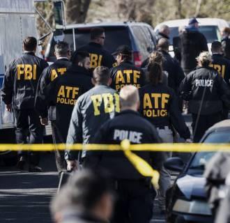 Image: Texas bombings