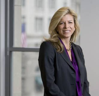 Image: Connie Bertram of Proskauer Rose on Feb. 7, 2013.