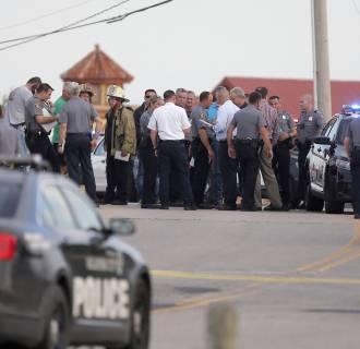 Image: Oklahoma City shooting