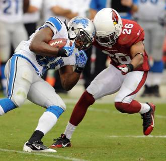 Joique Bell - Rashad Johnson