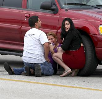 Image: Shooting At Fort Lauderdale Airport
