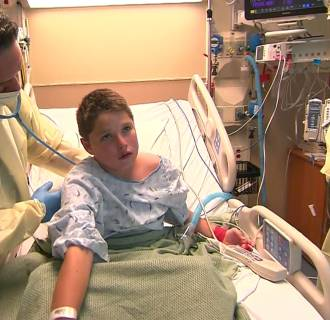 Flaccid myelitis, the frightening polio-like disease leaving some children partially paralyzed.