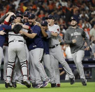 Image: Red Sox Celebrate