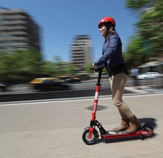 Image: Electric scooter