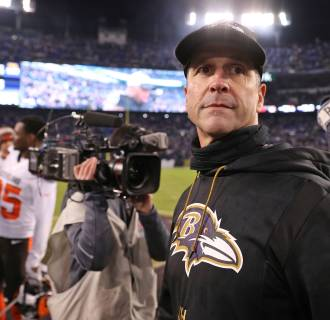 Image: Cleveland Browns v Baltimore Ravens