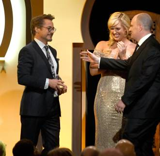 Image: 30th Annual Producers Guild Awards - Inside