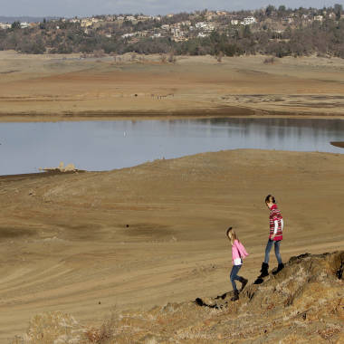 California governor declares drought emergency, asks for conservation