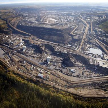 Oil sands country: Remote region at the heart of the Keystone controversy