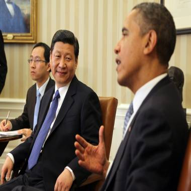 Analysis: Superpower rivalry between US, China shows signs of softening