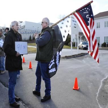Morning Joe poll: 60 percent of Americans want stricter gun laws