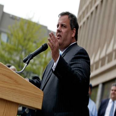 First Thoughts: What Chris Christie is thinking