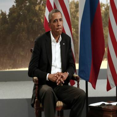 US image in world slips as conflicts deflate Obama euphoria