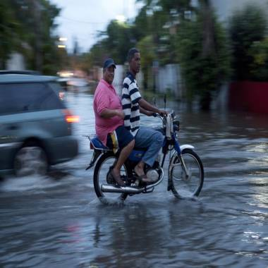 Tropical Storm Chantal sets sights on Haiti, Dominican Republic