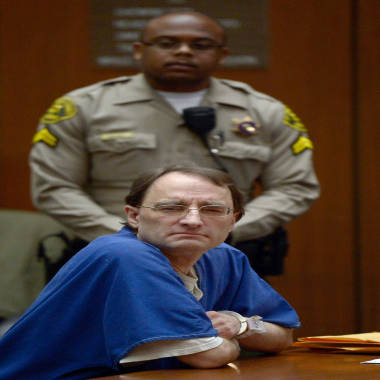 Rockefeller impostor sentenced to 27 years for 1985 Calif. murder