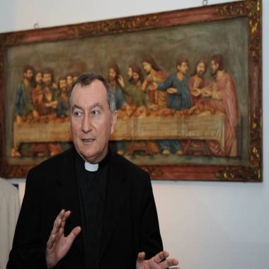 130911_vatican-celibacy-parolin-621a - Catholic priests may be allowed to marry - Bible Study